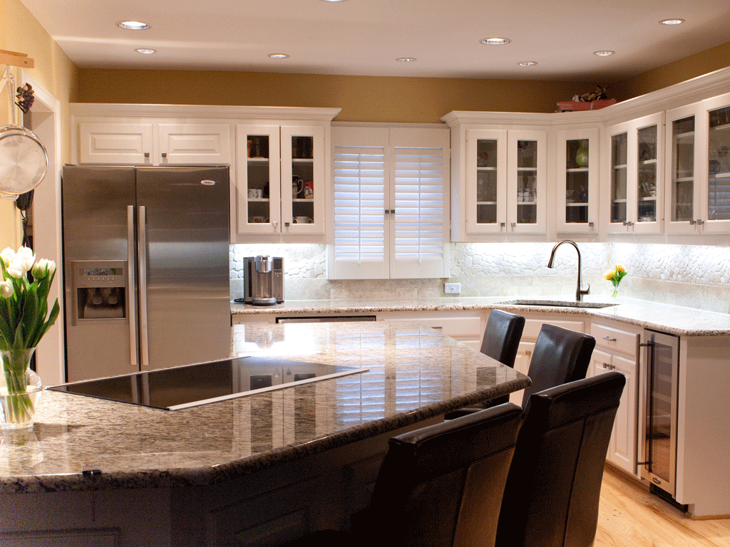 Exceptional One Phone Call Will Start You On The Path To An INNOVATIVE Kitchen!